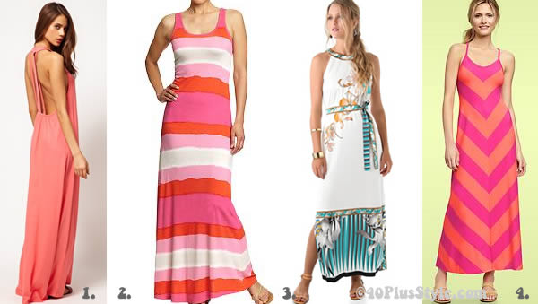 Summer clothes for women over 40