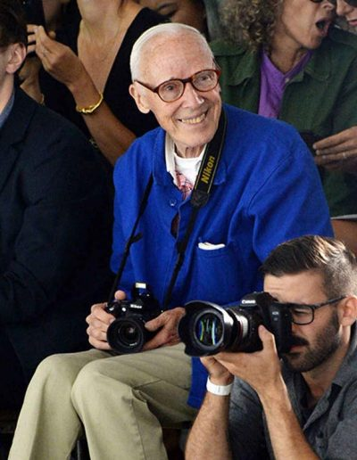 Style icon: Bill Cunningham and why fashion is so important | 40plusstyle.com