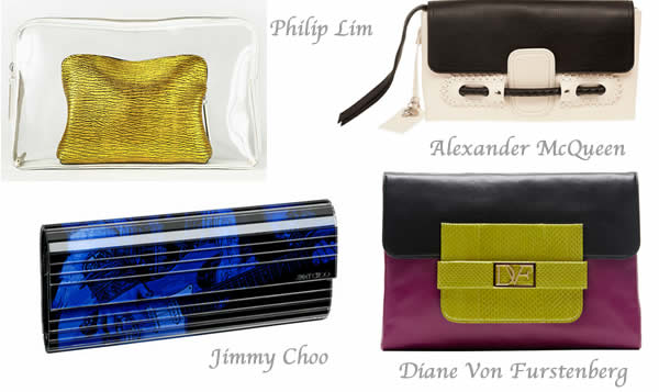 Clutches for Fall 2013