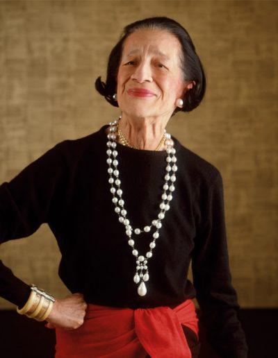 Style icon: Diana Vreeland | 40plusstyle.com