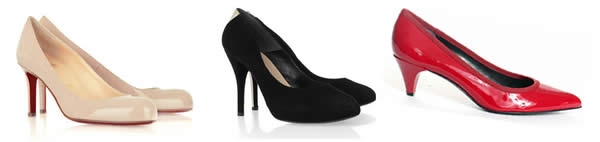 Pumps for women over 40