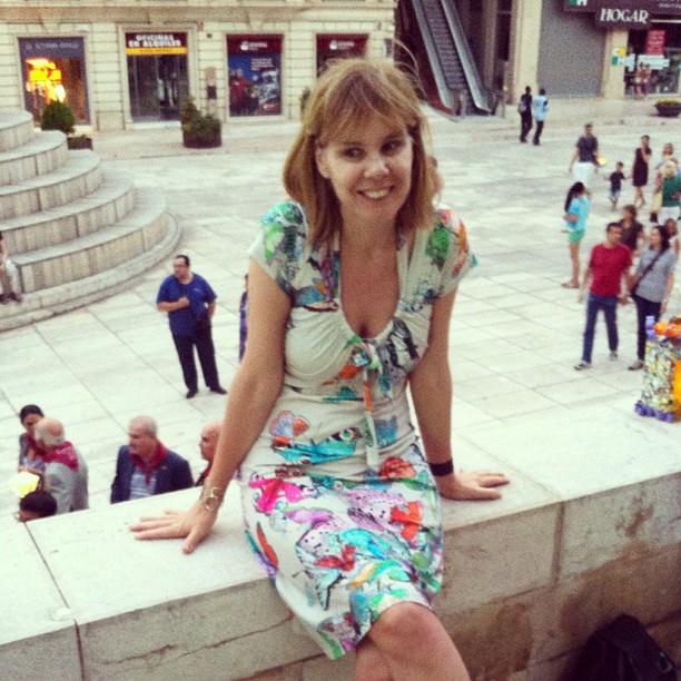 flower dress in Lleida