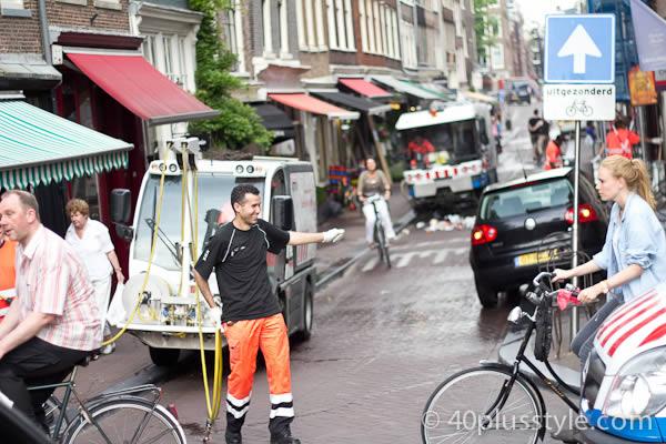 amsterdam cleaning brigade