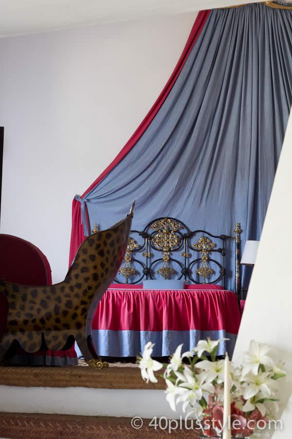 Dali's bedroom
