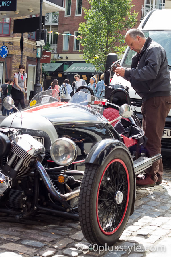 Great old time car