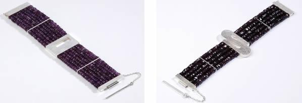 bracelts by Gaal Gyongyver