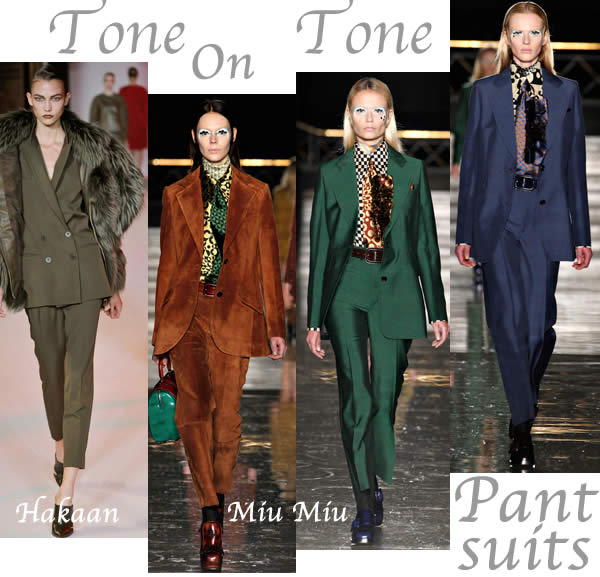 Fall winter 2012 trends report