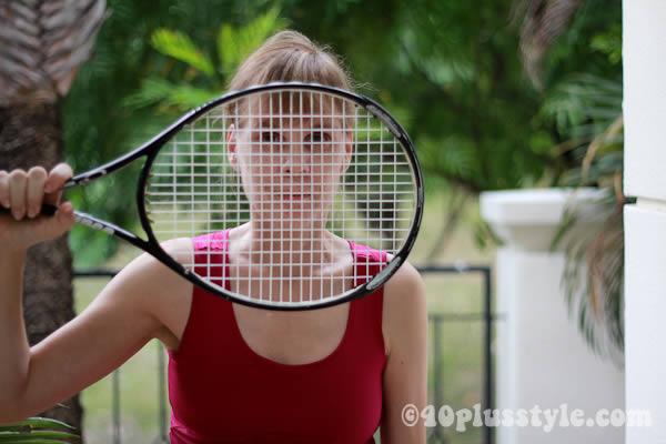 Interesting Women short tennis skirt
