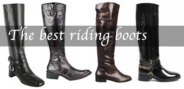the best riding boots