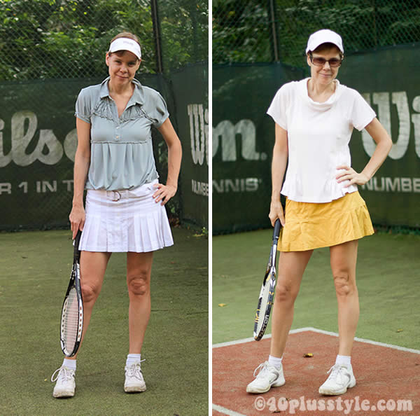 tennis clothes for women