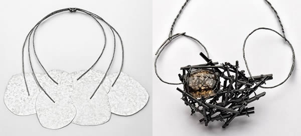 Iris Bodemer necklaces