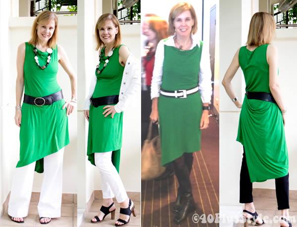 Different Dresses