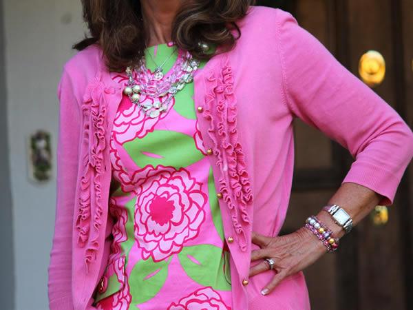 40+ stylish woman Val
