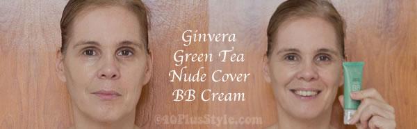 Ginvera BB cream review