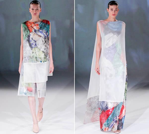 Bauhaus and fashion Hussein Chalayan