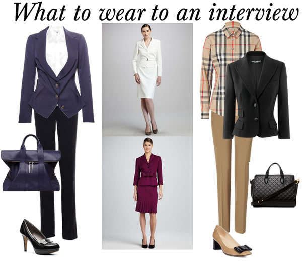 what to wear for on interview