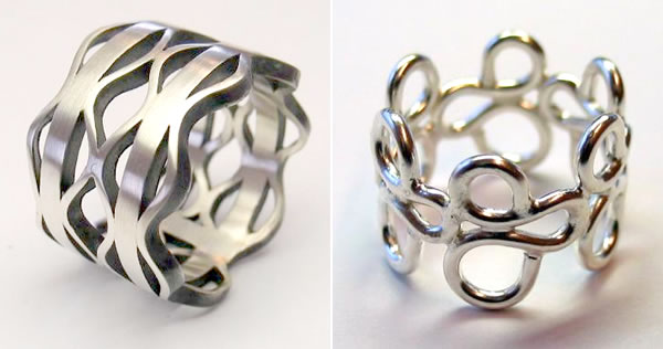 Contemporary modern jewellery from Yolanda Dpp