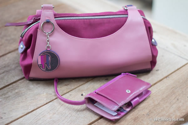 Handbag and wallet from MyWalit