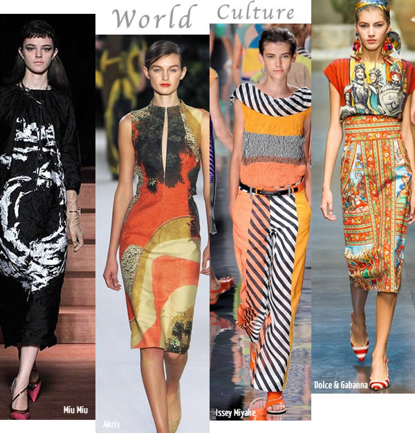 world cultures trend