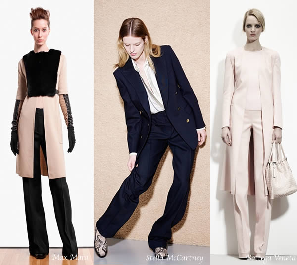 Prefall 2013 fashion trends