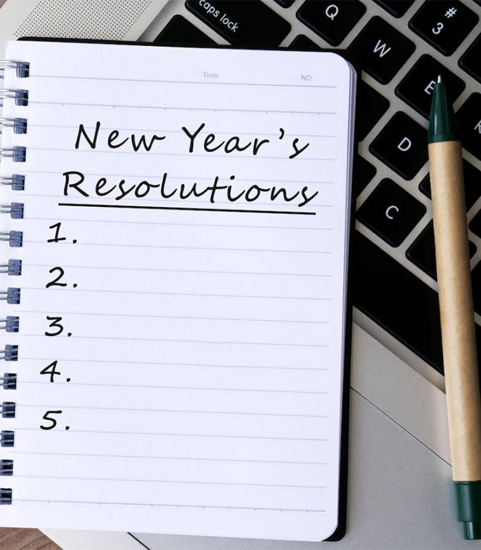 Revisiting and finetuning new year resolutions and habits