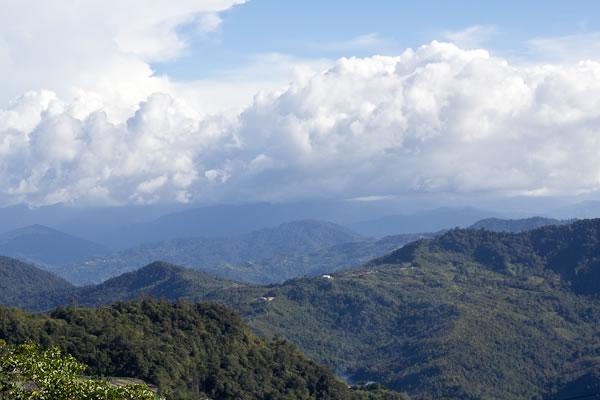 kota kinabalu mountain