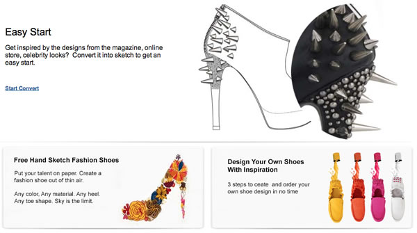 Design your own shoes here are some of the best online sites for How to make a blueprint online