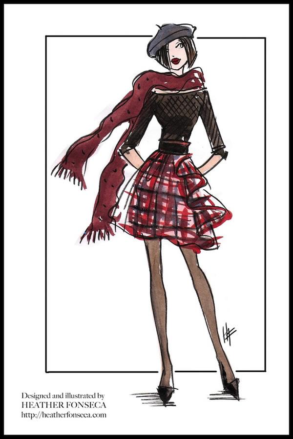 Free Fashion Illustration Courses Online