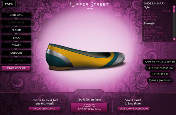 Upper Street Shoes