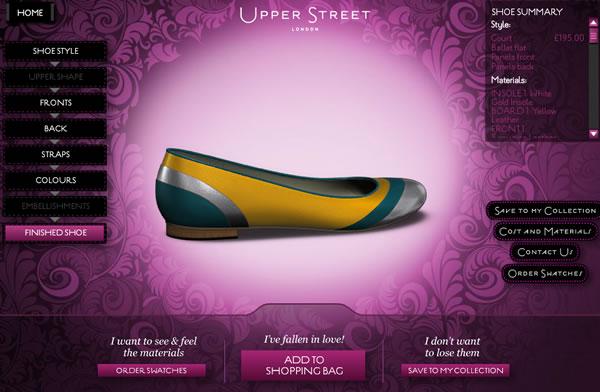 Upper Street Shoes