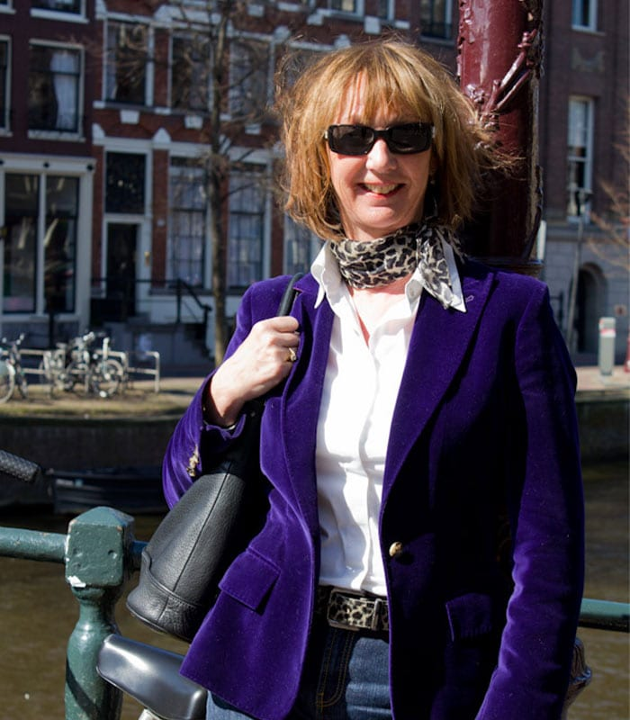 Shopping in the 9 straatjes in Amsterdam with Greetje