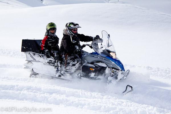 Activities in Tromso, Norway - raindeer sledding - ice fishing
