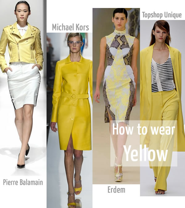 yellowonthecatwalk | 40plusstyle.com