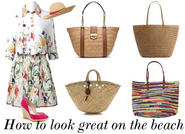 How To Wear A Tote