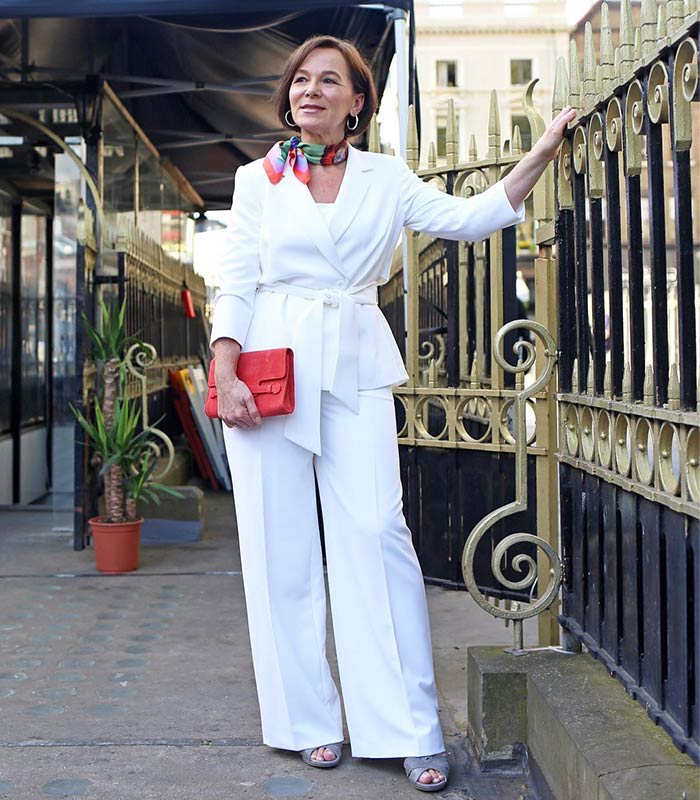 50 shades of white – The ultimate inspiration guide on how to wear white!