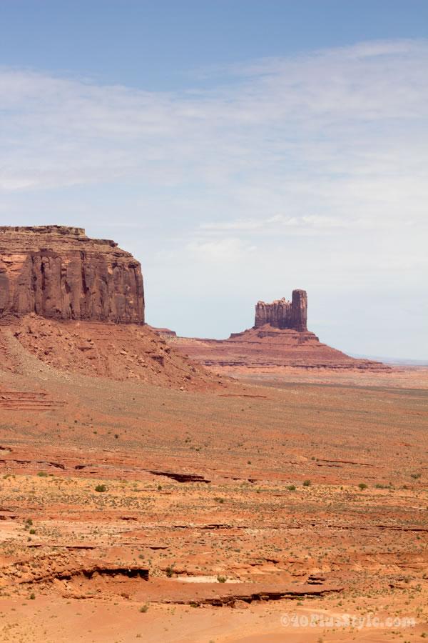 Valley of the gods Utah USA