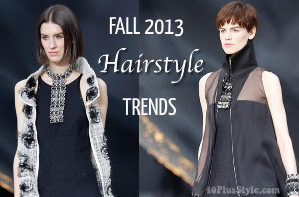 hairtrends for fall 2013 for women over 40