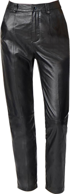 High Rise Leather Pants | fashion over 40 | style | fashion | 40plusstyle.com