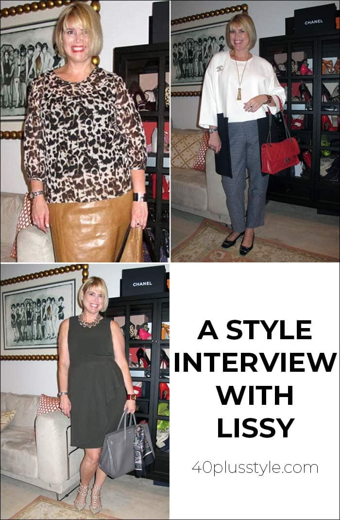 A style interview with Lissy | 40plusstyle.com