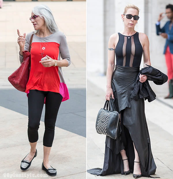 Streetstyle At New York Fashion Week As Worn By 40 Women