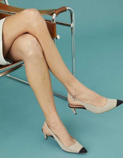 Kitten heels | 40plusstyle.com