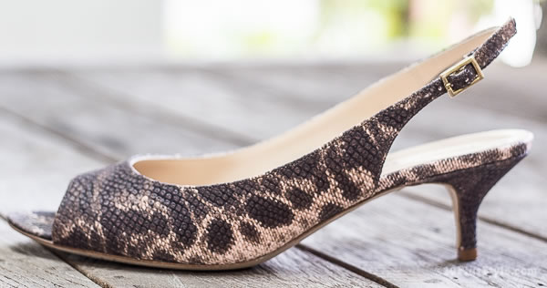 How do you feel about kitten heels for women over 40?