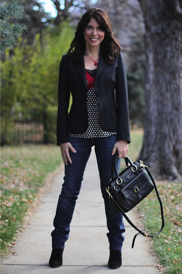 Favorite look of Ana form her Mrs. American Made blog #4 | 40plusstyle.com