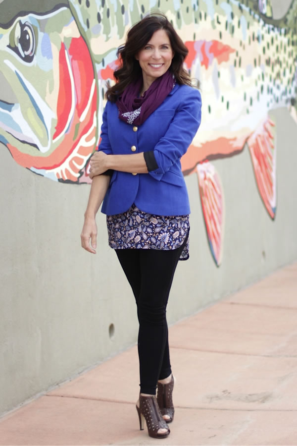 Favorite look of Ana form her Mrs. American Made blog #5 | 40plusstyle.com