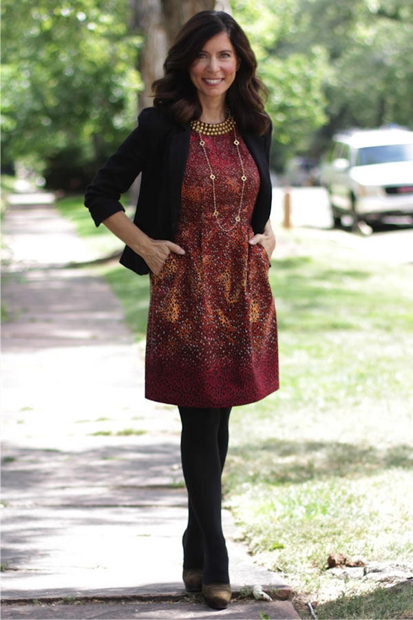 Favorite look of Ana form her Mrs. American Made blog #2 | 40plusstyle.com