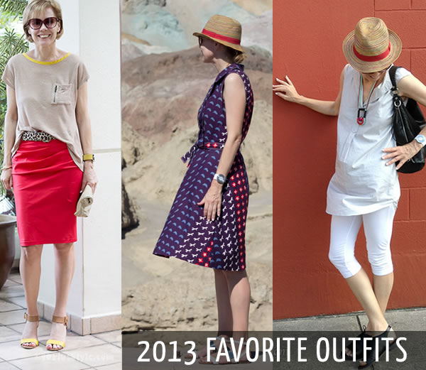 2013 favorite outfits