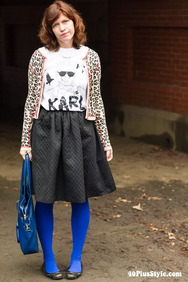 How to take better outfit of the day photos - achieving clarity   40PlusStyle.com