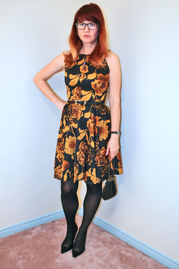 mod cloth dress suzanne carillo   40PlusStyle.com