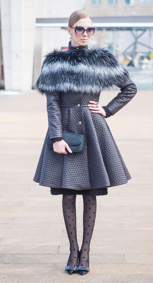 favorite neutral coats as worn by 40+ women during New York Fashion Week   40PlusStyle.com