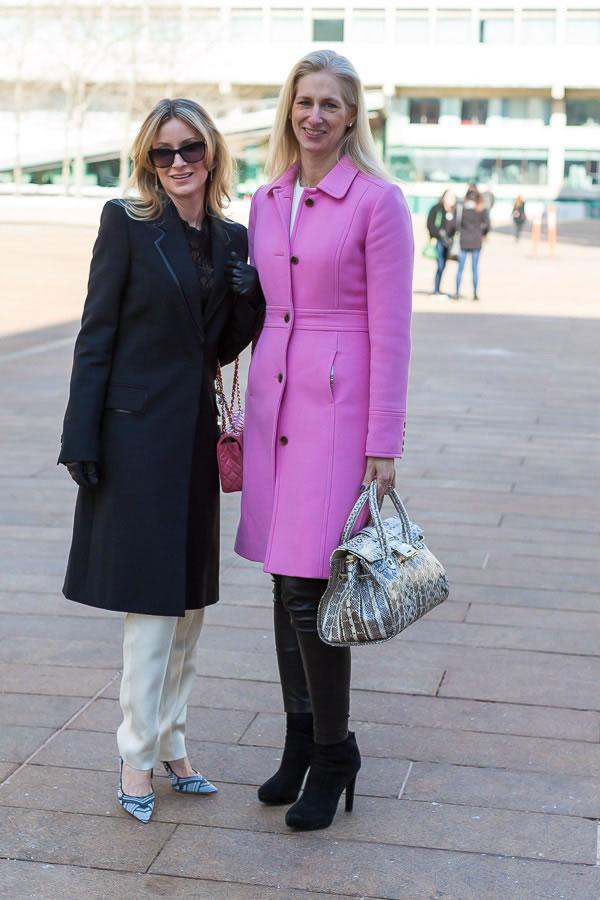 tailored coats | 40plusstyle.com
